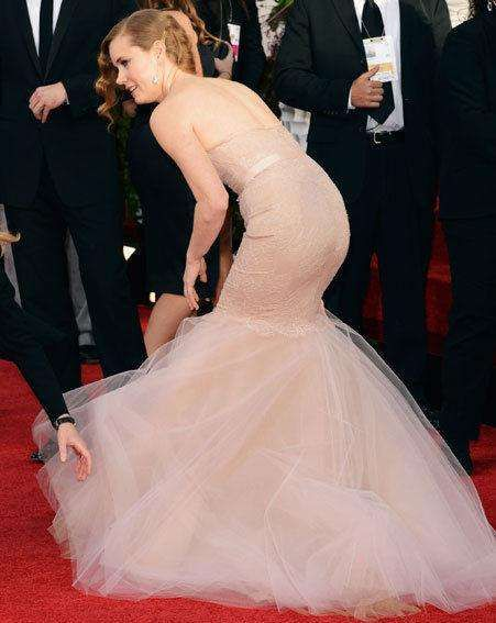 Most Embarrassing Celebrity Wardrobe Malfunctions of 2013