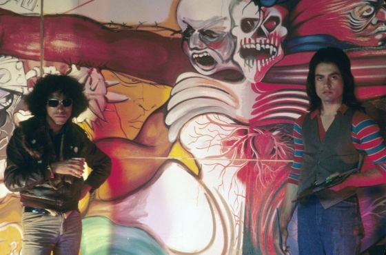 Mapping Another L.A.: The Chicano Art Movement | ArtweekLA - Art Here Now