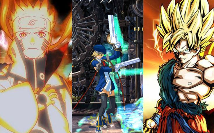 From Dragonball to Naruto, here are the top 11 best anime fighting games to play.