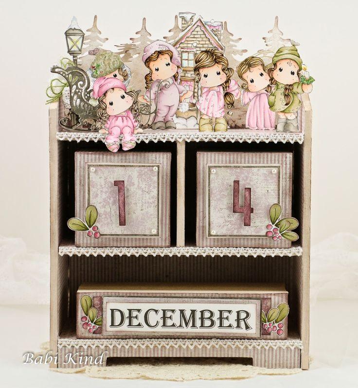 Magnolia Advent Calendar 2014