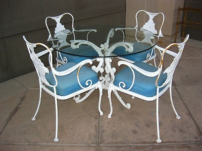 1000 Images About Vintage Outdoor Furniture On Pinterest