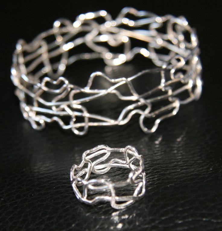 Beautiful pieces of jewellery.