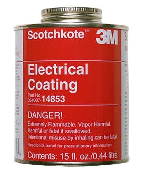 3M Scotchkote Electrical Coating, 15 fl oz.  3M™ Scotchkote™ Electrical Coating, 15 fl oz.     - Harga per can  http://tigaem.com/produk-listrik-lainnya/720-3m-scotchkote-electrical-coating-15-fl-oz.html  #scotch #electricalcoating #produklistrik #3M