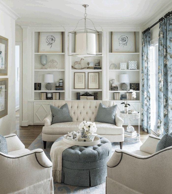 How To Mix Design Styles So They Don T Clash White Furniture Living Room Country Living Room French Living Rooms