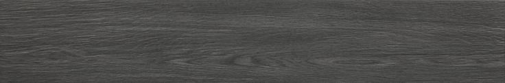 "6""x36"" Carbon Vintage Wood - Pressed porcelain tile - www.profiletile.com"