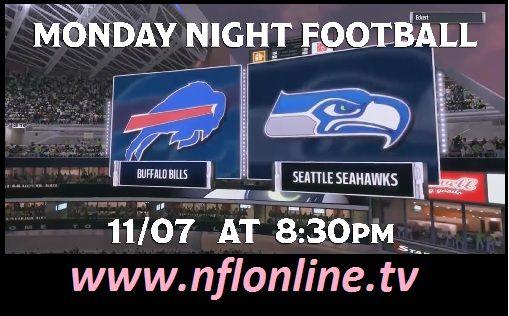 Buffalo Bills vs Seattle Seahawks streaming