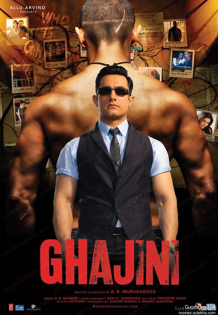 Ghajini Streaming (2008) SUB-ITA Gratis | Guardarefilm: http://www.guardarefilm.tv/streaming-film/9282-ghajini-2008.html
