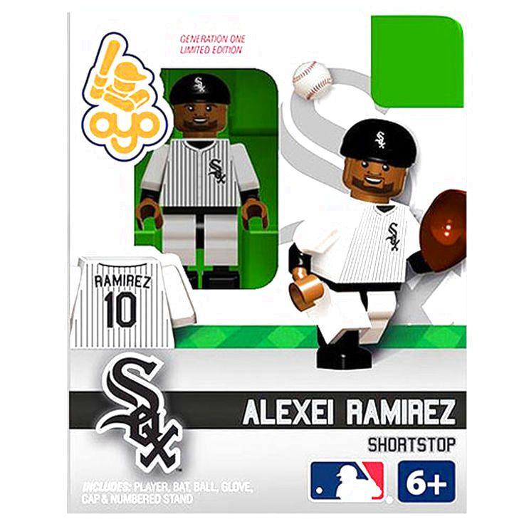Alexei Ramirez Chicago White Sox OYO Sports Player Minifigure - $10.39