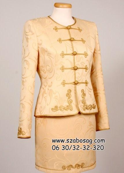 Női bocskai kosztüm 08