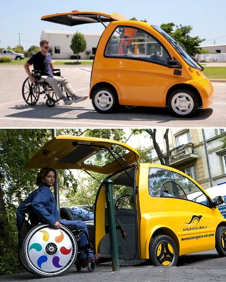 Best Cars For People With Disabilities