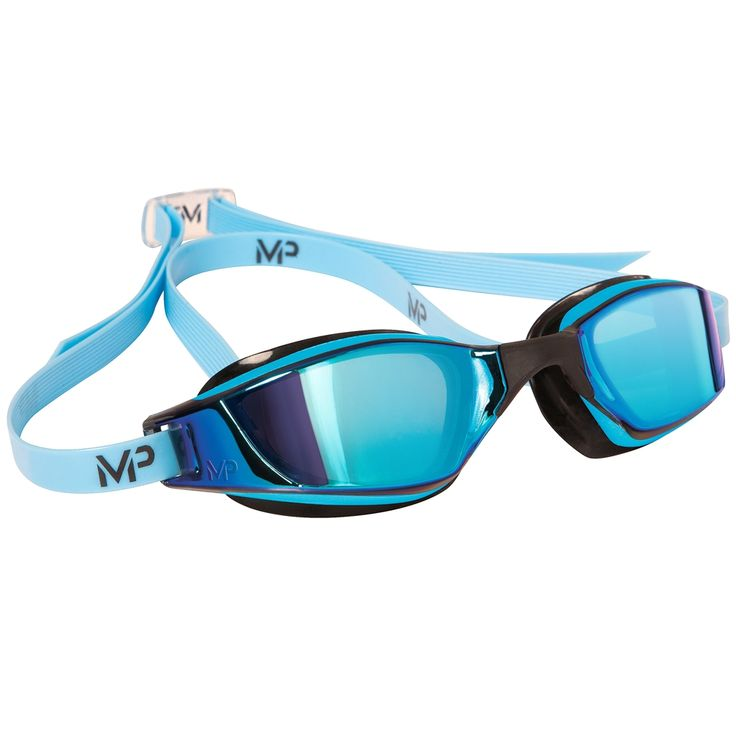 Aqua Sphere MP Michael Phelps XCEED Titanium Mirrored Goggle AQS_139090, AQS_139060, 139090, 139060
