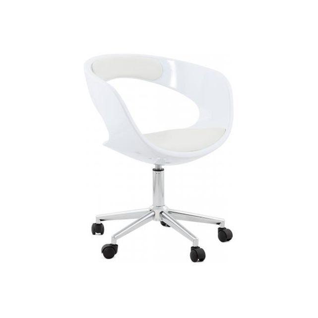the 25+ best ideas about chaise de bureau blanche on pinterest ... - Chaise De Bureau Blanche Design