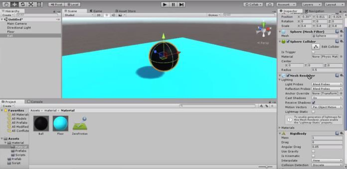 Unity- How to make zigzag game in 1 hour? | Unity Tutorials | Game