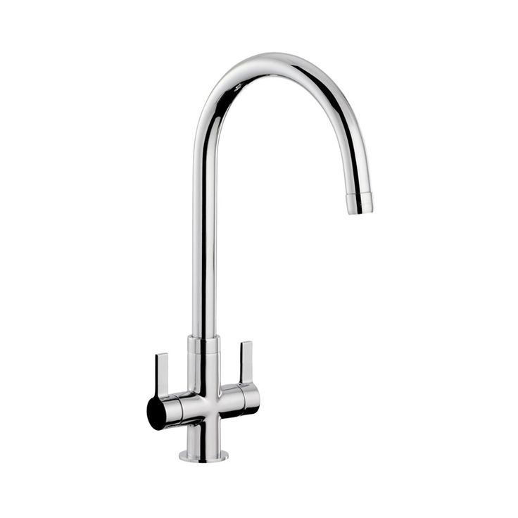 Find Petite Dual Handle Monobloc Kitchen Tap - Chrome at Homebase. Visit your local store for the widest range of kitchens products.