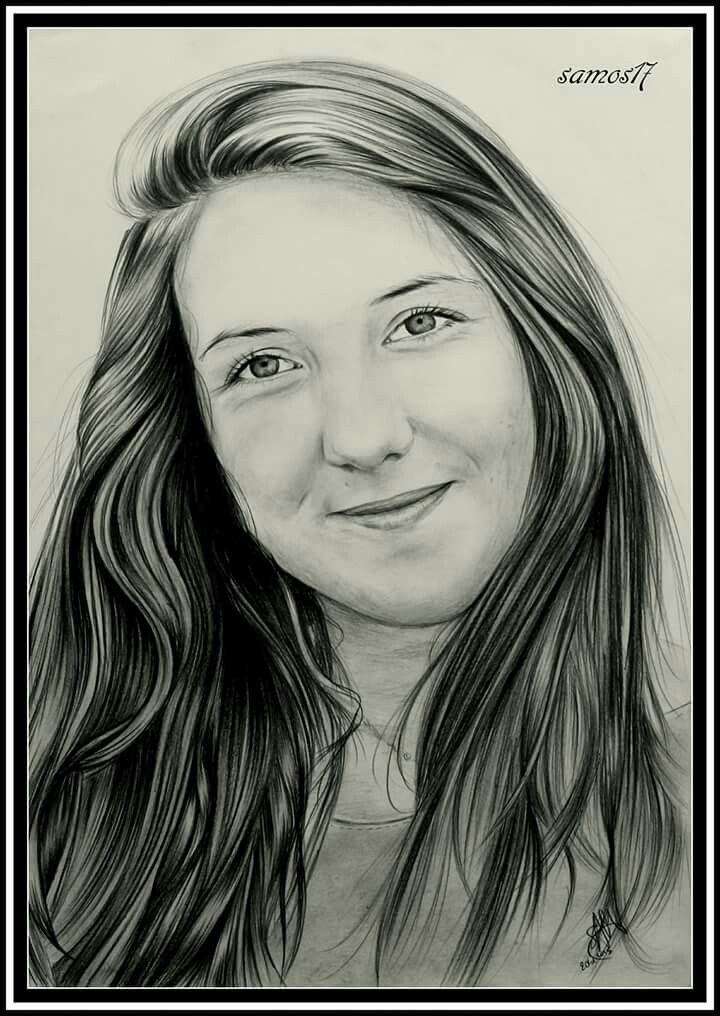 Turbo 14 best portraits de femmes dessin images on Pinterest | Crayons  MG36