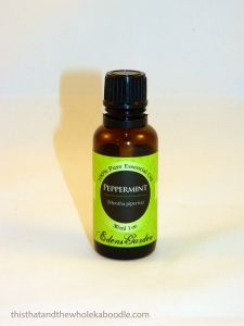 great uses for Peppermint oil