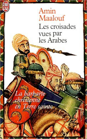 Les Croisades vues par les Arabes de Amin Maalouf http://www.amazon.fr/dp/2290119164/ref=cm_sw_r_pi_dp_e7Xqvb0M7HTG1