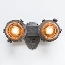 Runway Wall Light from The Rag And Bone Man.