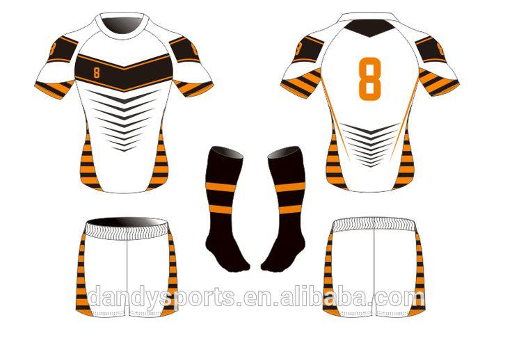 2016 Hot Tight Fit Sublimación rugby jersey/alemania rugby jersey/Camiseta de Rugby-imagen-Equipación de Fútbol-Identificación del producto:60477513345-spanish.alibaba.com