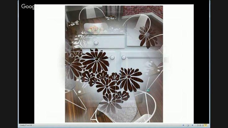 Инна Мейрабян   декор мебели меловыми красками