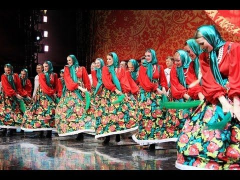 Pyatnitsky Russian Folk Choir - part (2016) - YouTube