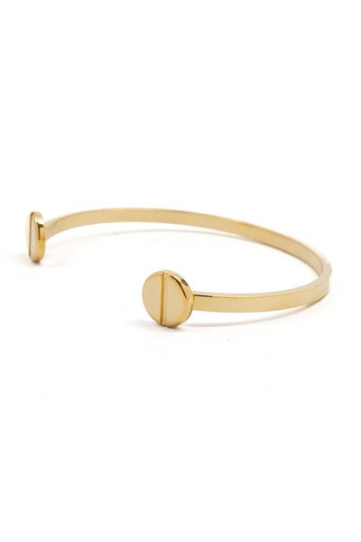 Helix Cuff. This beautiful cuff easily adjusts to a range of wrist sizes. $40