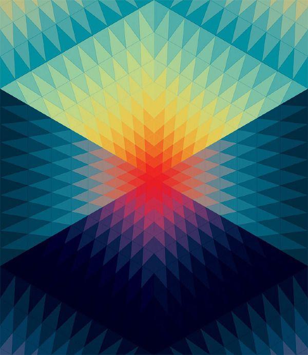 Geometric Patterns / Andy Gilmore Geometric Design — Designspiration
