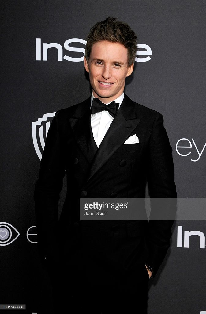 Actor Eddie Redmayne attends The 2017 InStyle and Warner Bros. 73rd Annual Golden Globe Awards Post-Party at The Beverly Hilton Hotel on January 8, 2017 in Beverly Hills, California.
