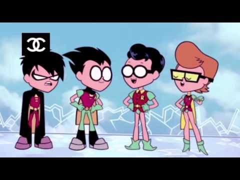 TEEN TITANS GO ☃️ Hilarious Montage   ⛄️ Animation Movies For Kids 2016