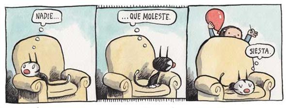 Liniers - Fellini, nadie molesta (eso cree)