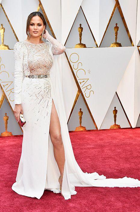 Крисси Тейген на Оскаре-2017
