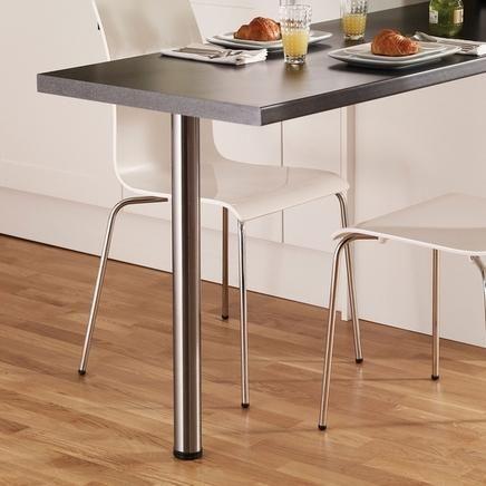 Breakfast bar support leg