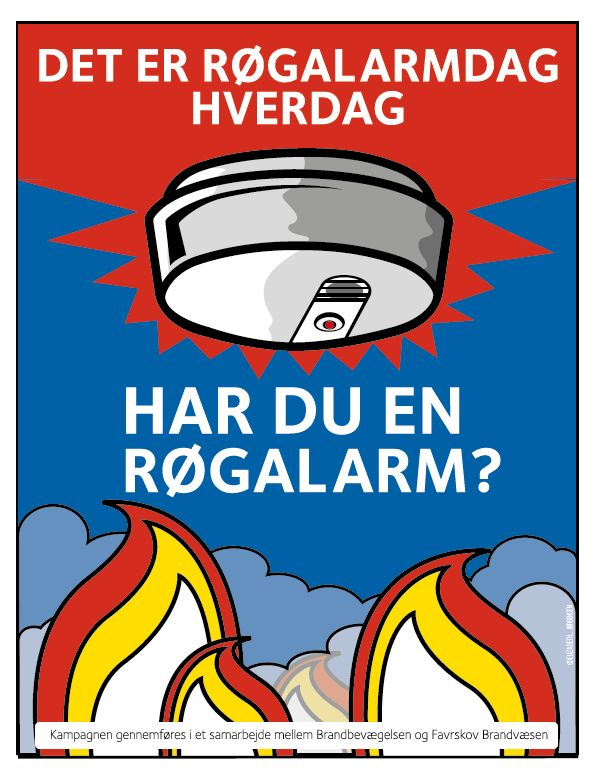Fire alarm - Poster