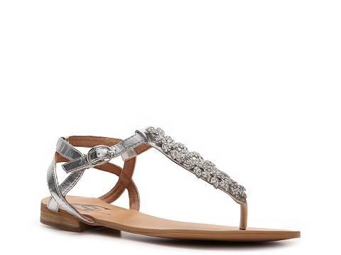 GC Shoes Ilicia Flat Sandal Wedding Shop Women's Shoes - DSW
