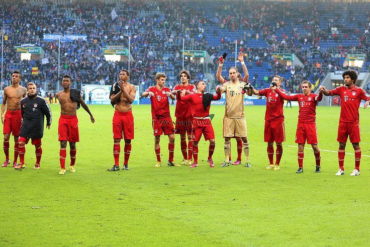 1899 Hoffenheim - FC Bayern München, 3.3.2013