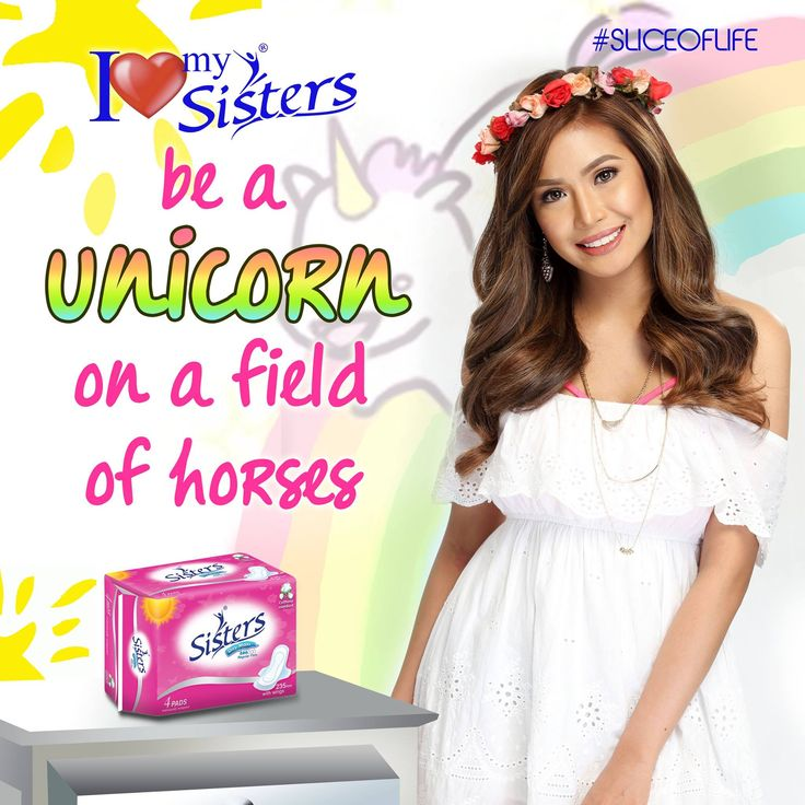 Believe in yourself. Be Unique, Be YOU. 😉😊💖🌈 #SistersPH #ILoveMySisters #StandProud #WeAreOneWeAreSisters #SistersSFD #SilkFlossDay
