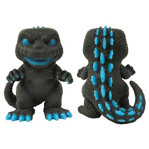 Atomic Breath Godzilla 6in Glow-in-the-Dark PX Exclusive