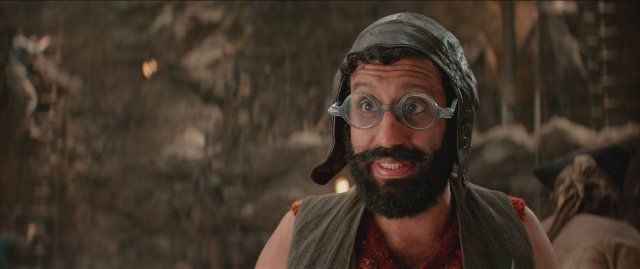 Adeel Akhtar - Merin Zahn.  There's something whimsical about the man and this character. It just.... makes sense. #Merin #solidintangibles @kadedavies