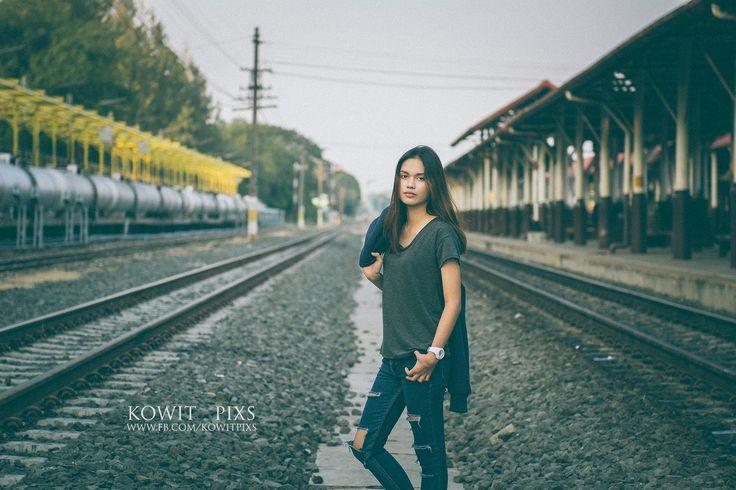 Portrait N'Natty - Khon Kaen , Thailand