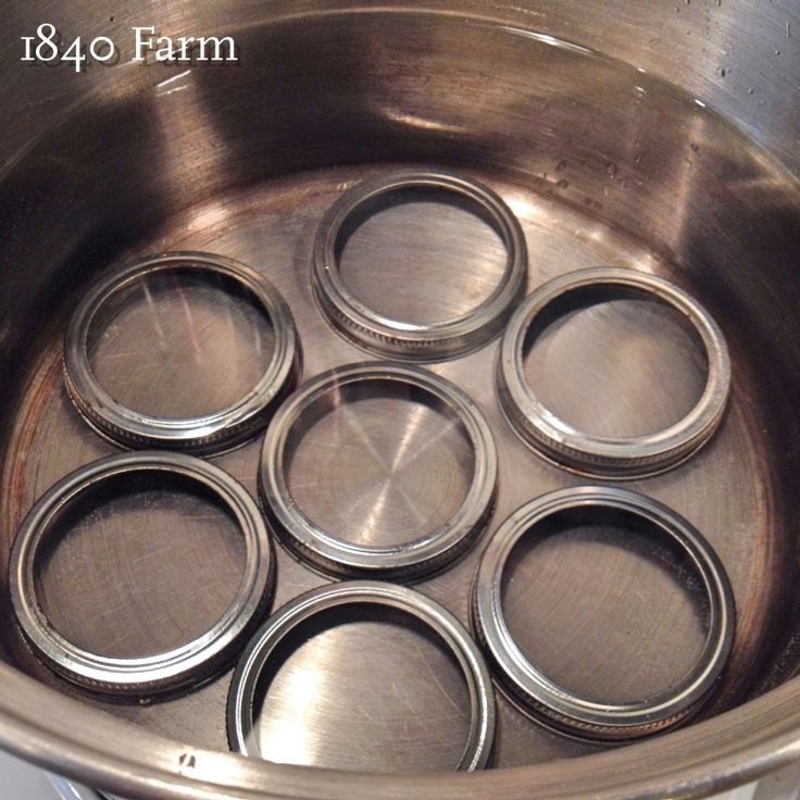How to Make Your Own Canning Rack at 1840 Farm