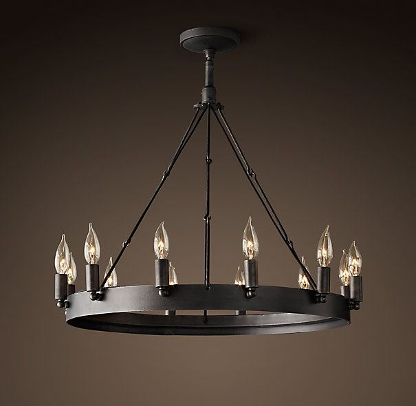 office chandelier lighting. camino round semichandelier 26 office chandelier lighting