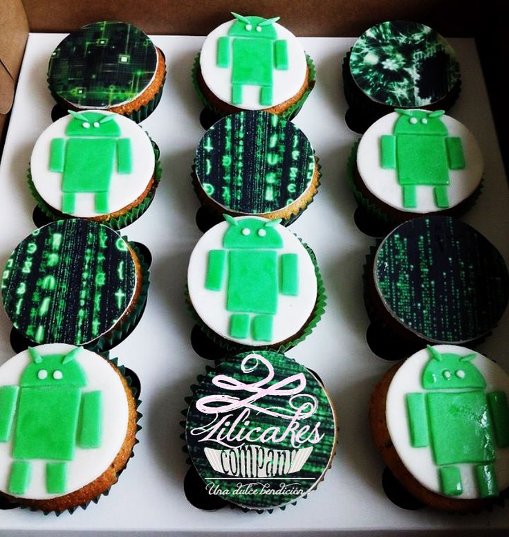 Android cupcake !