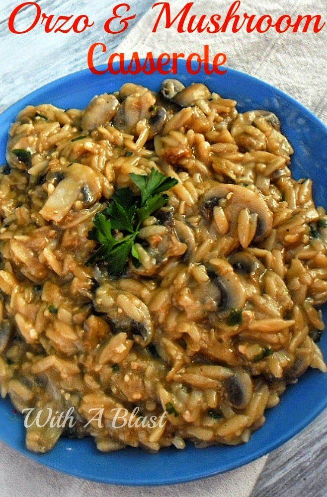 The 25+ best Mushroom casserole ideas on Pinterest ...