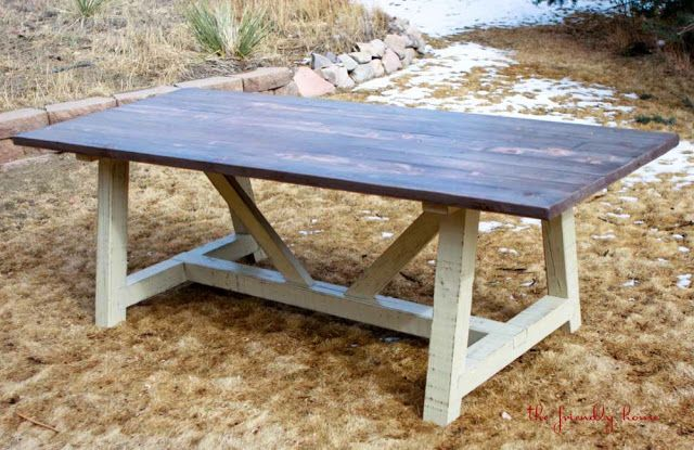 The Friendly Home: Provence Table