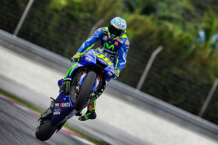 Vale, Sepang Winter Test Day 2
