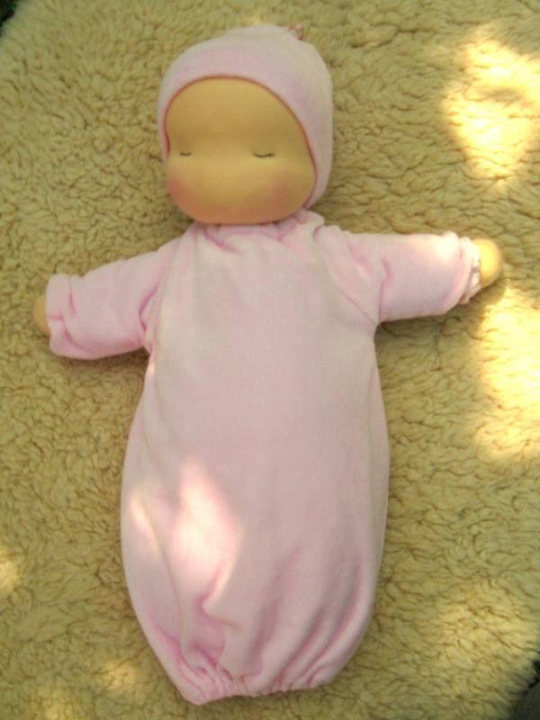 So cute! I love this doll