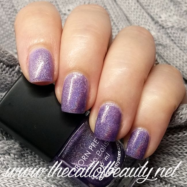 The Call of Beauty: Nail Swatch: Born Pretty Holo #09