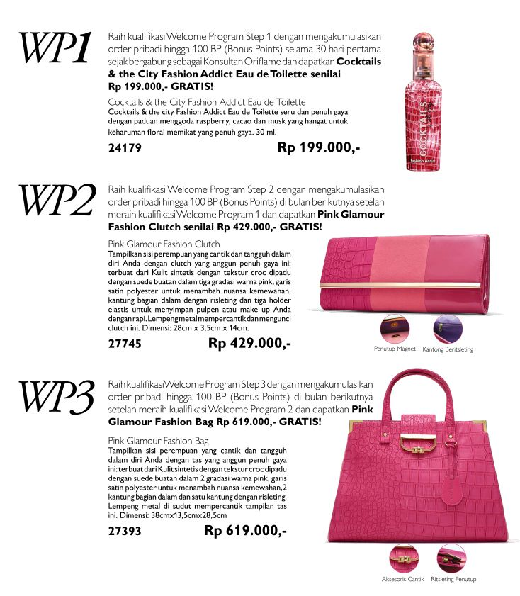 Recruitment Campaign   Oriflame Cosmetics