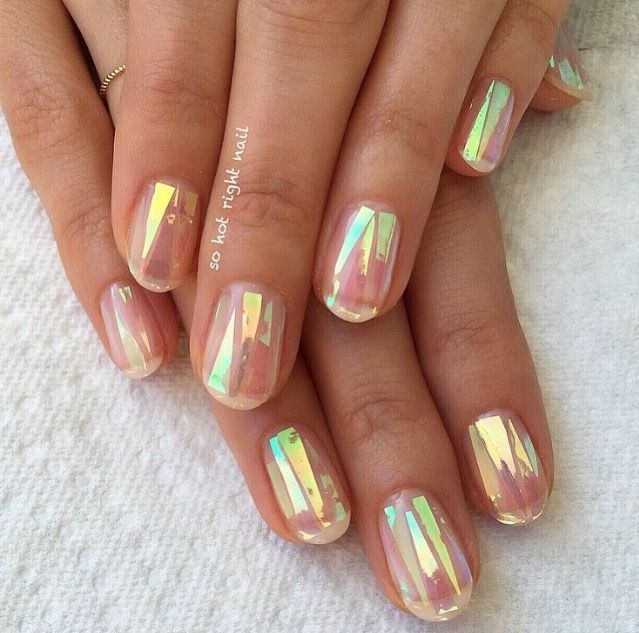 27 best Tropical/Vacation Nails images on Pinterest | Nail ...