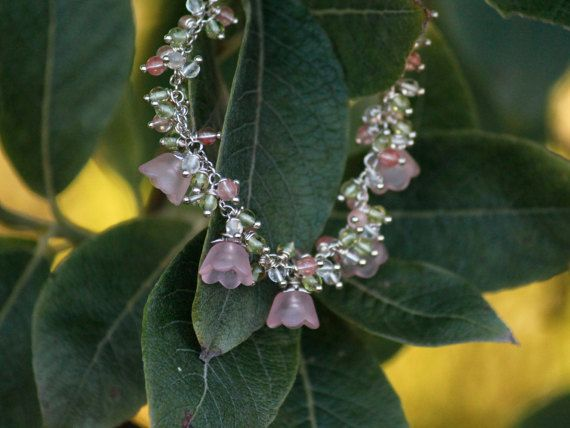Bracelet Hyacinthus par latelierdekasu sur Etsy